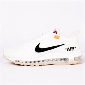Air Max 97 Off-White, Белый