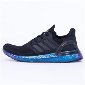 Ultra Boost 20, Черный Синий